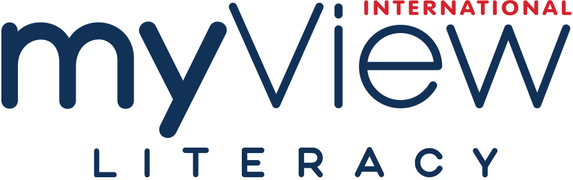 myView Literacy International, logo